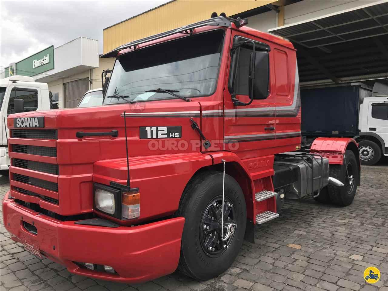 SCANIA SCANIA 112 310 45000km 1987/1987 Ouro Preto Caminhões